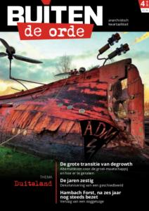 Cover Buiten de Orde 2018-3