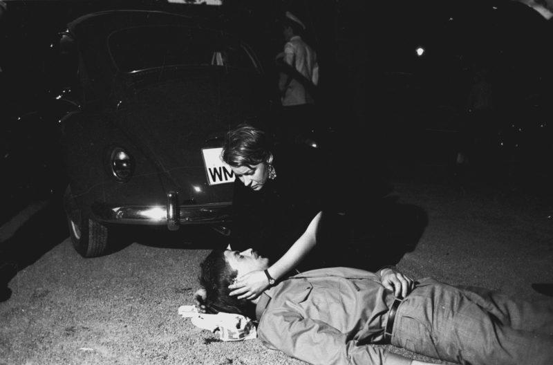 Slachtoffer bij protesten in Duitsland